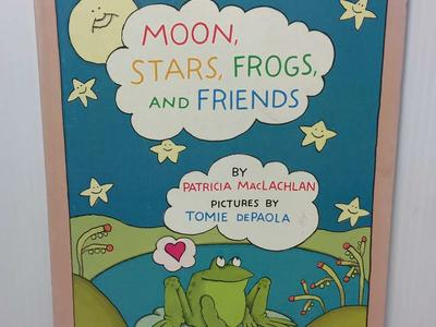 MOON, STARS, FROGS And FRIENDS