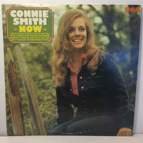 """""""Connie Smith Now"""" 1974 for sale in Salt Lake City , UT"""