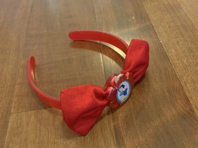Girls Disney Snow White Red Headband