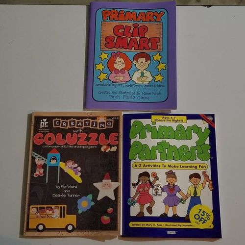 3 children's arts and crafts books for sale in Layton , UT