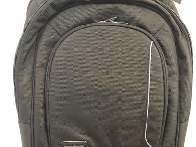 NEW Brenthaven ProStyle Laptop Backpack!