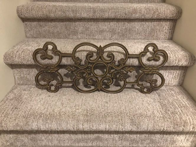 Awesome Cast Iron Flourish Wall Decor! for sale in Sandy , UT