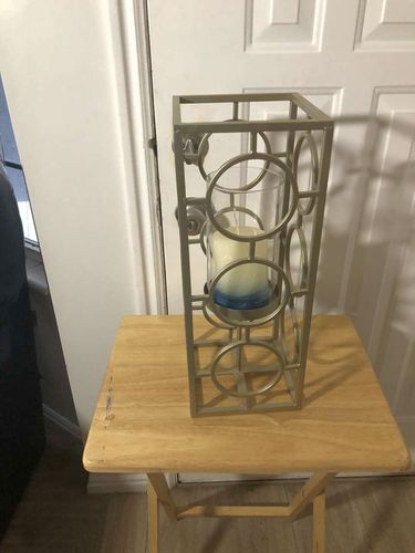 Gorgeous Square Standing Candle Holder! for sale in Sandy , UT