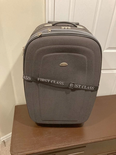 Super Nice Like New Travelpro Platinum Elite First Class Suitcase! for sale in Sandy , UT