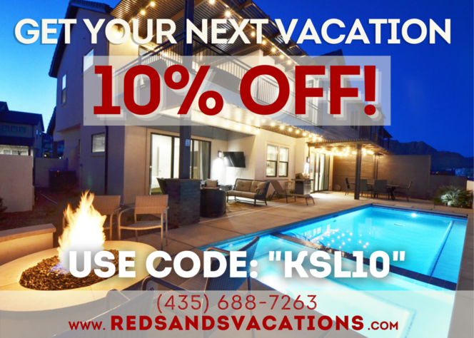 Ocotillo Springs 68 - 10% OFF! | Private Vacation Rental for rent in St. George , UT
