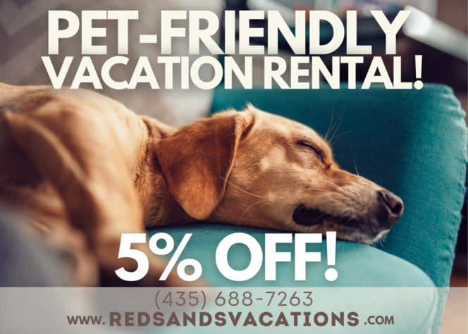 15% OFF! Coral Ridge 1924 - Pet Friendly Private Vacation Rental! for rent in St. George , UT