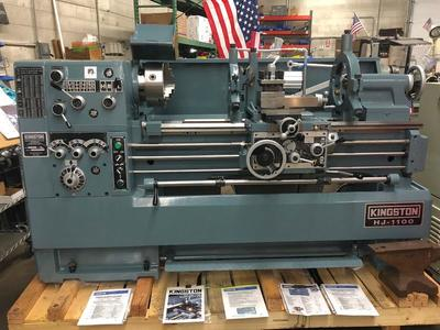 Kingston lathe models in Utah Stock now
