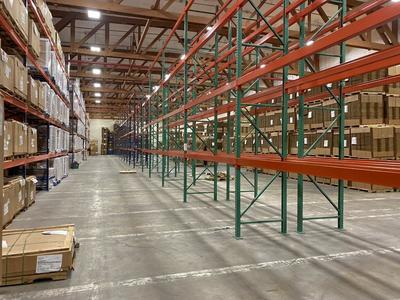 Industrial Pallet Rack/ Racking Installation