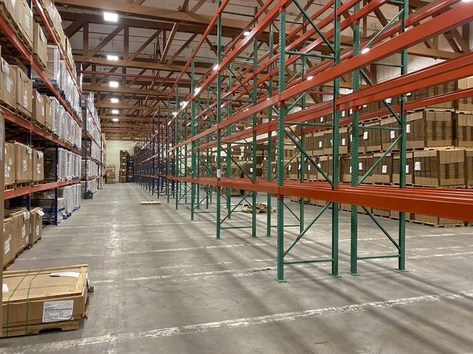 Industrial Pallet Rack/ Racking Installation for sale in West Haven , UT