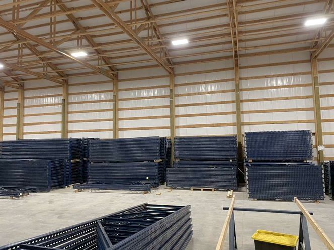New Storage Garage Pallet Rack Racking/Industrial for sale in West Haven , UT