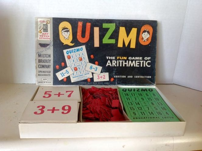 Vintage Quizmo the Arithmetic for sale in Ogden , UT