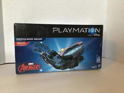 PLAYMATION Repulsor Gear