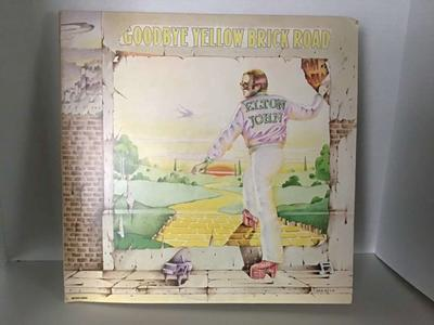 Goodbye Yellow Brick Road Double album by Elton John in excellent condition