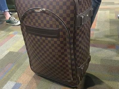 Louis Vuitton Pegase Carry-on Suitcase