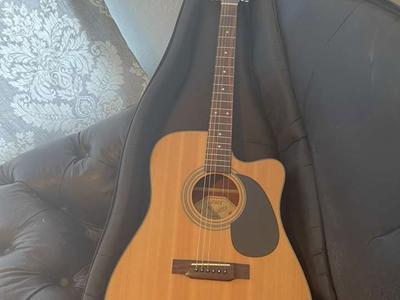 S101 Acoustic Guitar And Case