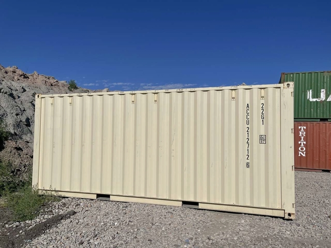 20' ONE TRIP Shipping Containers for sale in Spanish Fork , UT