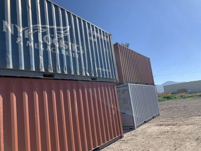 Shipping Container Rentals for rent in Spanish Fork , UT