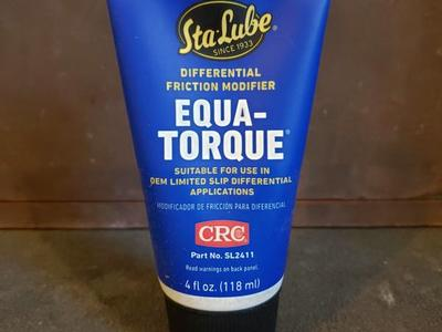 StaLube Equa-Torque Differential Friction Modifier