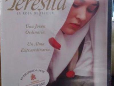 Teresita: La Rosa De Lisieux (DVD) New and Sealed