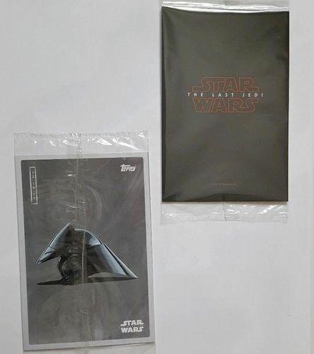 Star Wars: Fan Event Exclusive Promo Cards- NIP for sale in West Jordan , UT