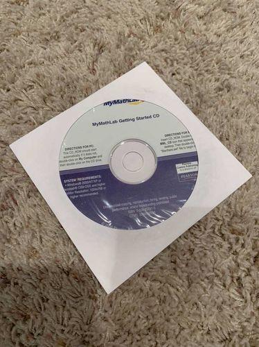 MyMathLab CD OBO for sale in West Jordan , UT
