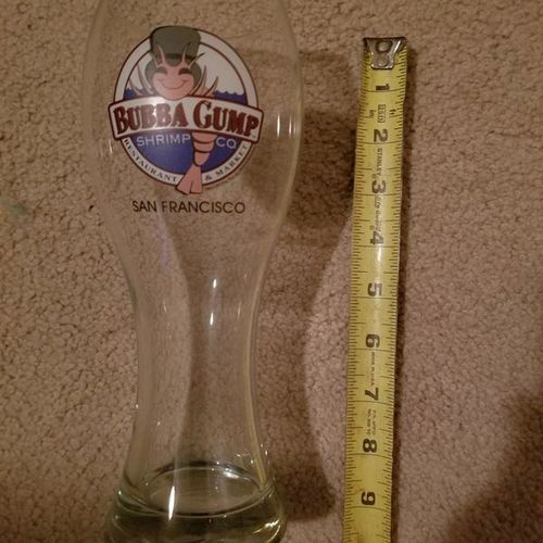 BUBBA GUMP GLASS for sale in Nephi , UT