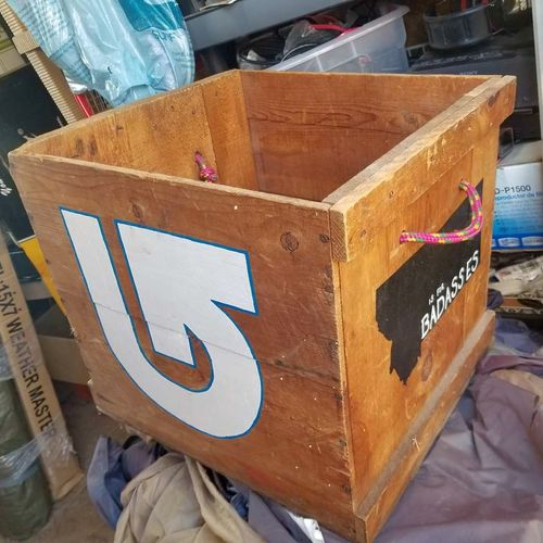 OLD WOOD BOX for sale in Nephi , UT