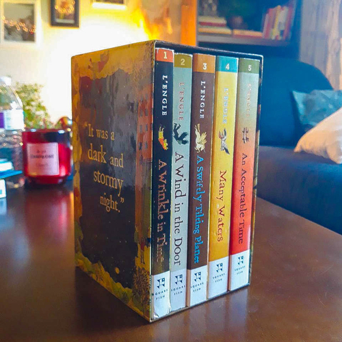 A Wrinkle in Time Box Set for sale in Bountiful , UT
