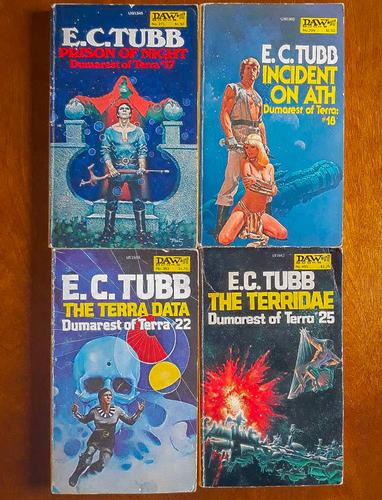 Dumarest of Terra (Four Books) for sale in Bountiful , UT