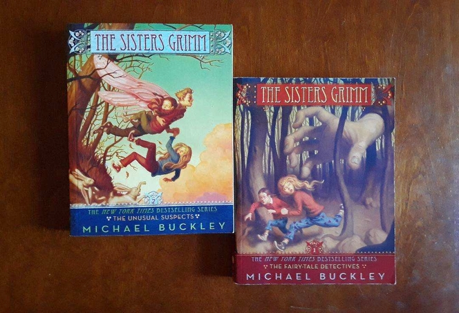 The Sisters Grimm 1-3 for sale in Bountiful , UT