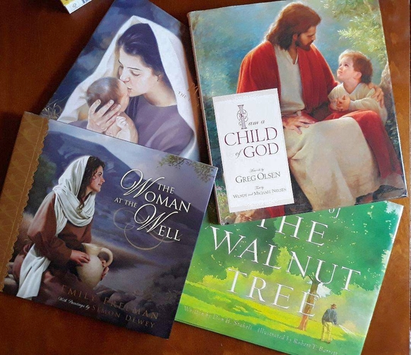 Four LDS Picture Books for sale in Bountiful , UT