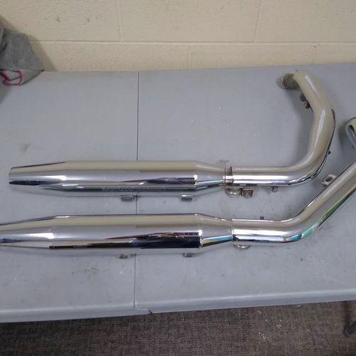 Harley Davidson Sportster exhaust mufflers pipes for sale in Springville , UT