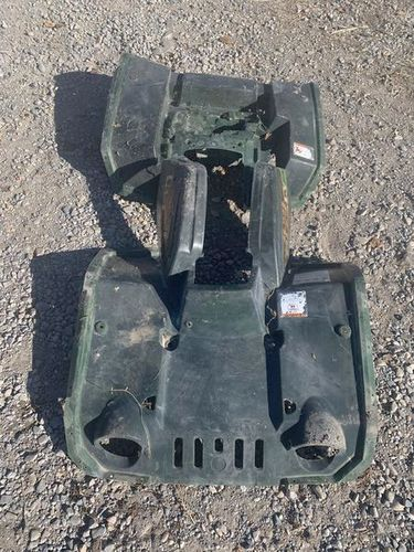Yamaha Grizzly 600 Front Rear Fenders Plastics  for sale in Springville , UT