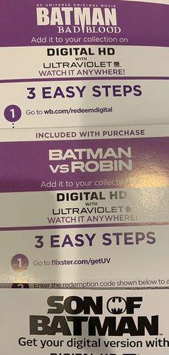 Batman Animated Trilogy for sale in West Jordan , UT
