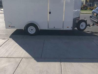 6x12 Enclosed Trailer For Rent