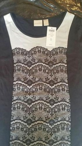 CHICOS- Nice Shirt Size 1 for sale in Syracuse , UT