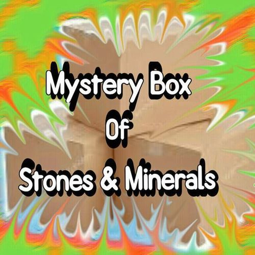 Mystery Boxes Of Stones, Crystals & Minerals for sale in Syracuse , UT