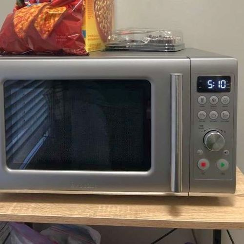 Breville-Compact Wave Microwave w/Soft-Close Door for sale in Roy , UT
