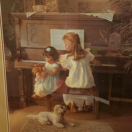 Melodies Remembered by Greg Olsen limited edition  for sale in Logan , UT