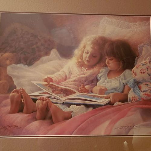 Side by Side by Greg Olsen limited edition  for sale in Logan , UT