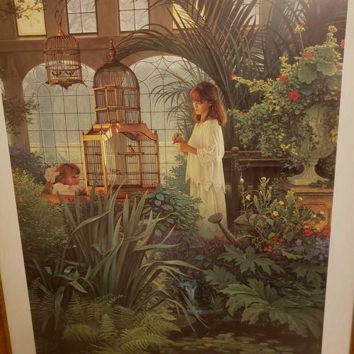 Summerhouse by Greg Olsen limited edition  for sale in Logan , UT