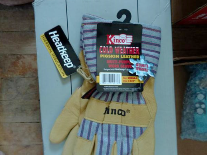 HeatKeepers Thermal Insulated Work Gloves for sale in Sunset , UT