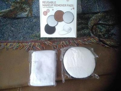 Make Up Remover Pads