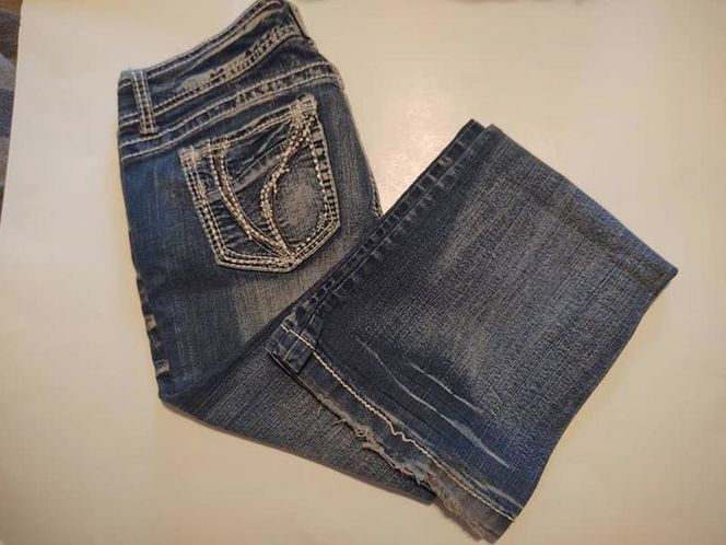 Jr Size Jeans/Capri's (See list for price/size) for sale in Clearfield , UT