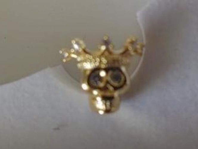Rose And Skull Pin for sale in Clearfield , UT