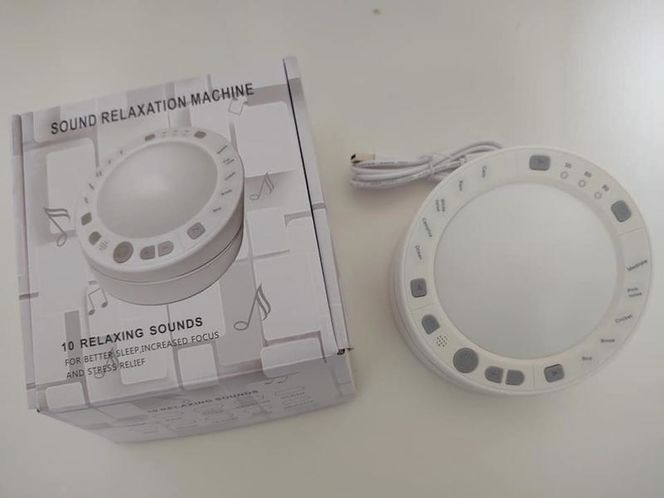 Sound Relaxation (White Noise) Machine for sale in Clearfield , UT