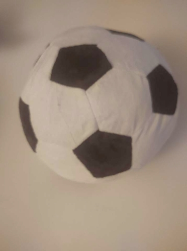 Stuffed Soccer Ball for sale in Clearfield , UT