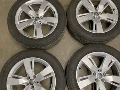 "OEM Audi Q5 Wheels And Tires 19"" 5x112"