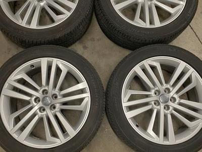 "OEM Audi Q5 Wheels And Tires 20"" 5x112"