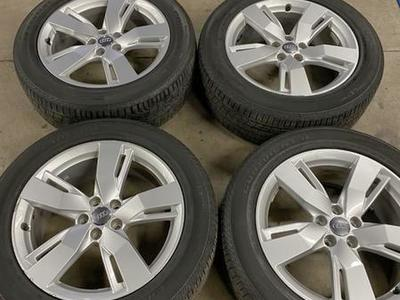 Audi Q5 Tires And Wheels OEM 19 Inch 5x112
